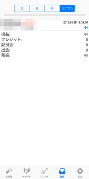 2019.1.28-EA1自動売買運用履歴