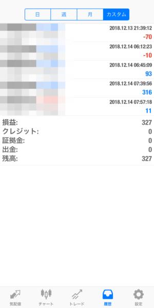 2018.12.14-EA1自動売買運用履歴