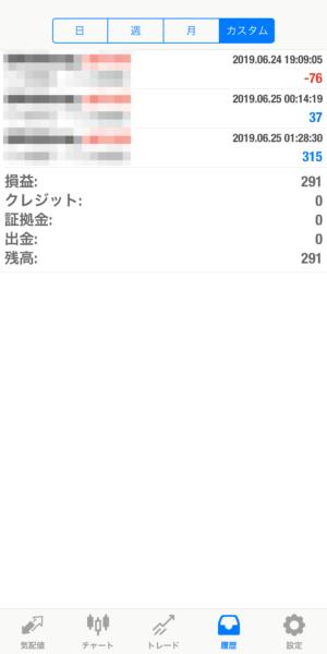 2019.6.25-ea1自動売買運用履歴