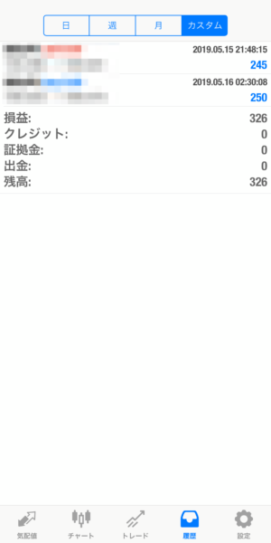 2019.5.16-leopard自動売買運用履歴