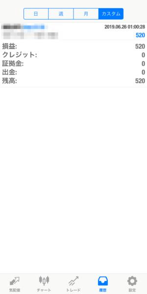 2019.6.26-leopard自動売買運用履歴