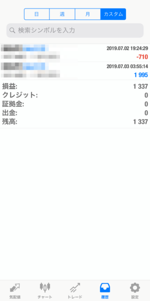 2019.7.3-leopard自動売買運用履歴