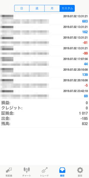 2019.7.2-sierra自動売買運用履歴