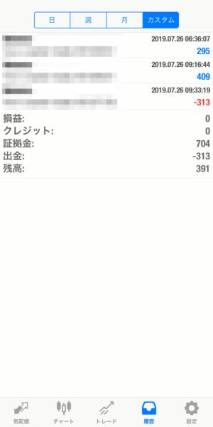 2019.7.26-apple自動売買運用履歴