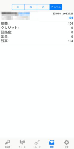 2019.8.12-ea1自動売買運用履歴
