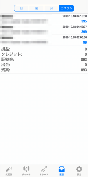 2019.10.18-apple自動売買運用履歴