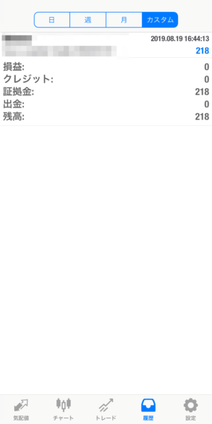 2019.8.19-laurent自動売買運用履歴