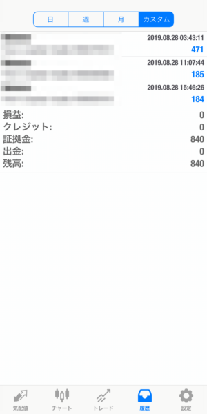 2019.8.28-laurent自動売買運用履歴