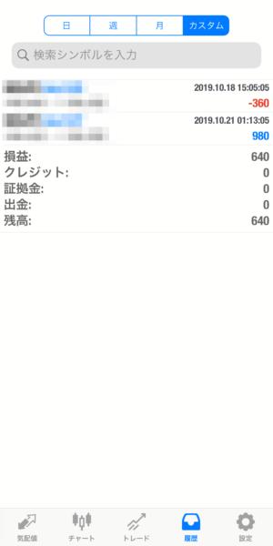 2019.10.21-leopard自動売買運用履歴