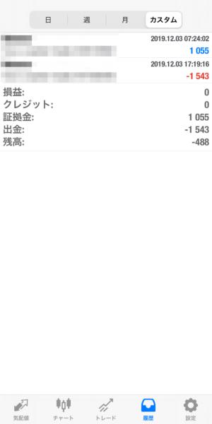 2019.12.3-laurent自動売買運用履歴