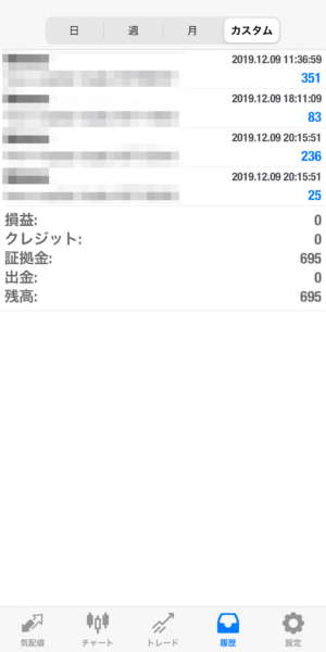 2019.12.9-sierra自動売買運用履歴