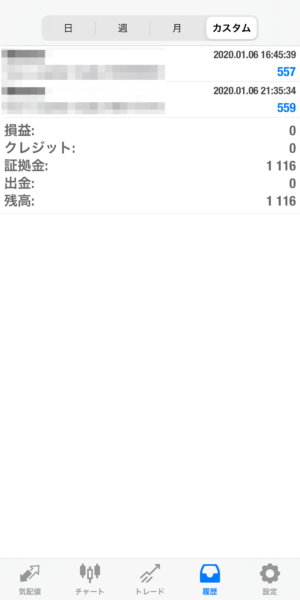 2020.1.6-laurent自動売買運用履歴