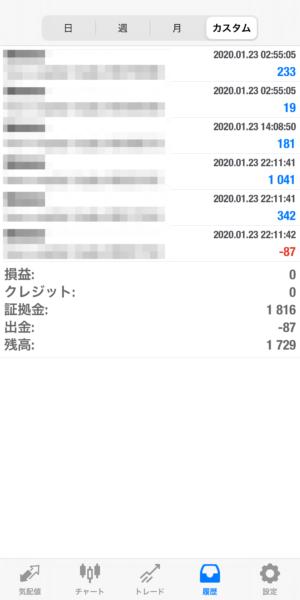 2020.1.23-sierra自動売買運用履歴
