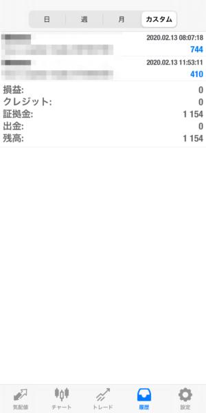 2020.2.13-laurent自動売買運用履歴