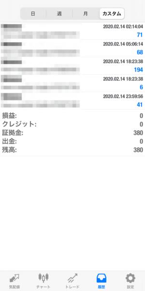 2020.2.14-sierra自動売買運用履歴