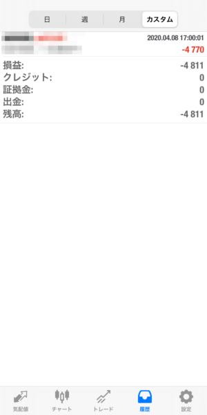 2020.5.26-laurent自動売買運用履歴